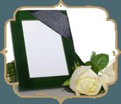 Allestimento camere ardenti, articoli funebri, manifesti funebri