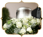 Urne cinerarie, cremazioni, articoli per funerali