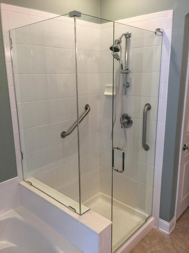 Shower Enclosures Jacksonville Baker Glass Inc 904 388 9126