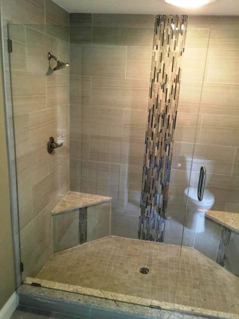 Glass Shower Enclosures Jacksonville Baker Glass Inc 904 388 9126