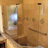 custom glass shower enclosures jacksonville fl yulee fl fernandina beach fl