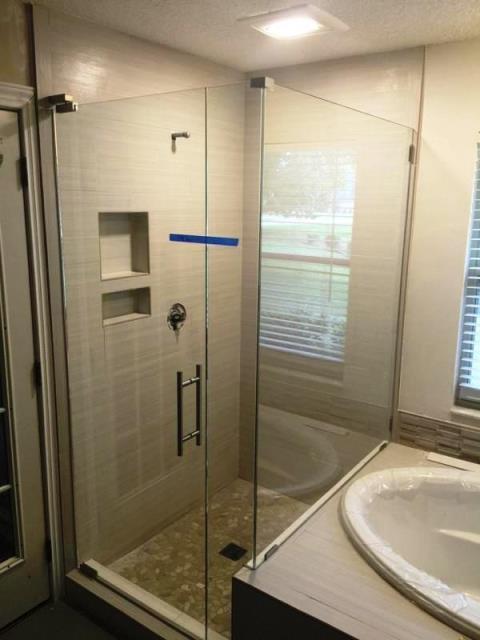 Custom Glass Shower Enclosures | Baker Glass