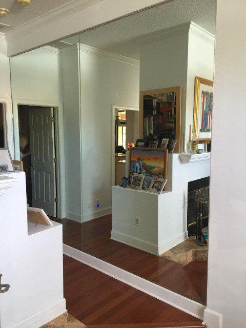 Custom Wall Mirrors wall mirrors jacksonville fl | baker glass inc