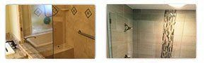 glass shower enclosures jacksonville fl Yulee FL  Fernandina Beach FL