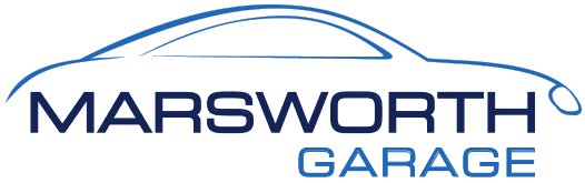 MARSWORTH GARAGE logo