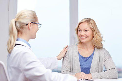 Parlando con la specialista