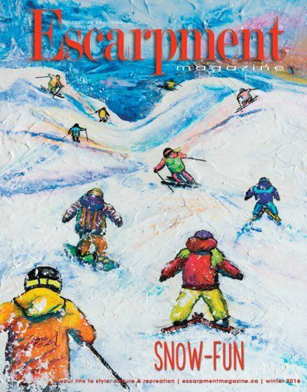 Escarpment Magazine - Winter 2016