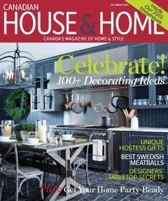 Canadian House & Home - November 2011