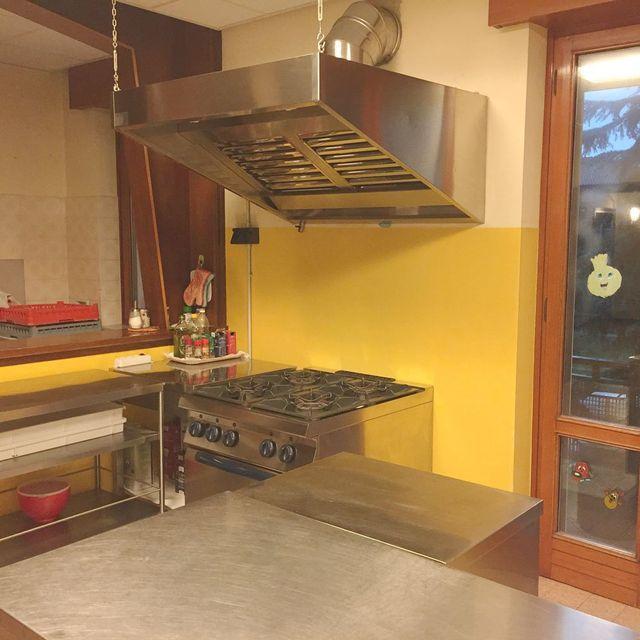 Cucina a Micronido