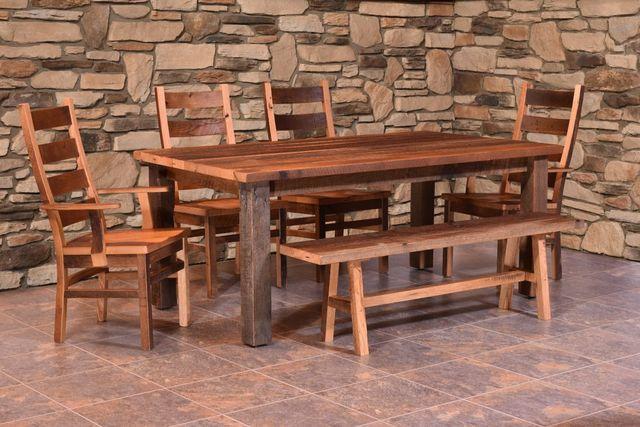 Amish Dining Room Furniture Buffalo Lockport Ny Ohio