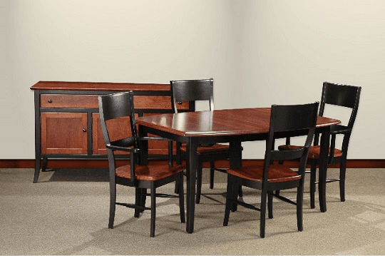 Incroyable Amish Dining Room Furniture   Buffalo U0026 Lockport, NY   Ohio Craft Furniture