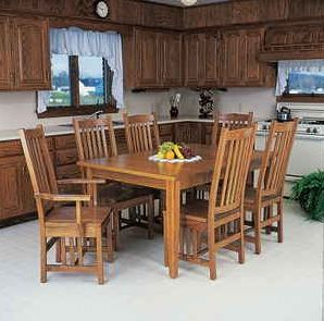 Amish Made Dining Room Furniture   Buffalo U0026 Lockport, NY   Ohio Craft  Furniture