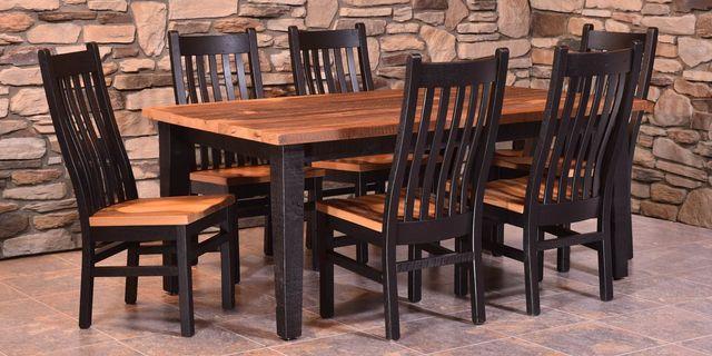Grant Barnwood Dining Tables   Buffalo U0026 Lockport, NY   Ohio Craft Furniture
