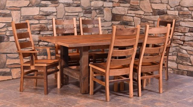 Amish barnwood tables buffalo lockport ny ohio craft - Dining room furniture buffalo ny ...
