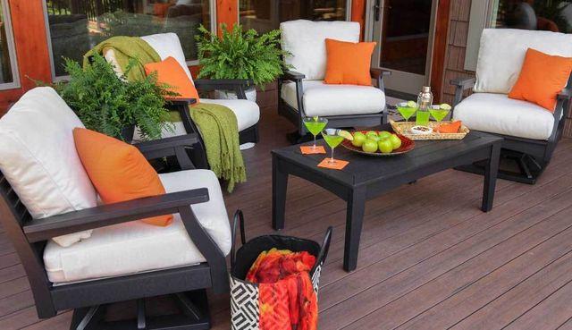 Classic Terrace Deep Seating   Buffalo U0026 Lockport, NY   Ohio Craft Furniture