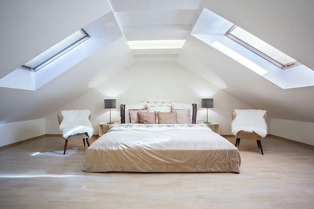 Bedroom blinds