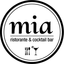 MIA RISTORANTE E COCKTAIL BAR-LOGO