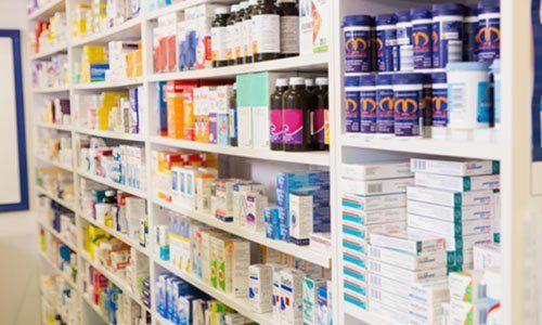 Primo piano di alcuni farmaci