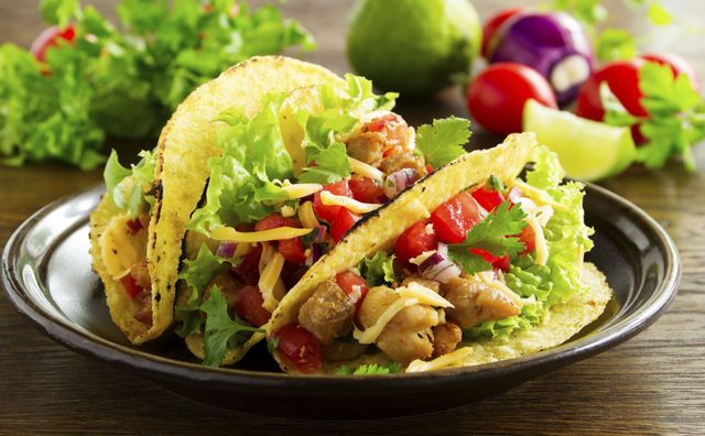 Delicious Mexican seafood dishes
