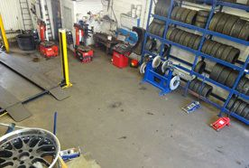 tyre garage