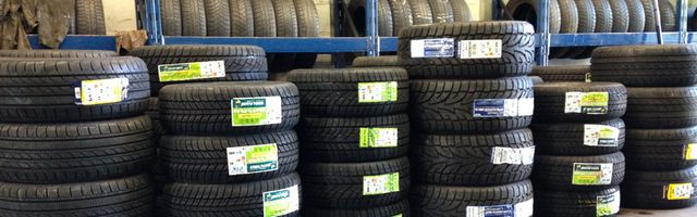 New Tyre Sales