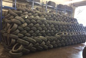 tyres sold