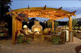 Outdoor Living Room Albany, NY