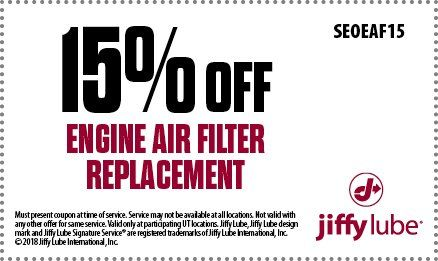 Utah Jiffy Lube | Coupons | Oil Change Coupons, Automotive