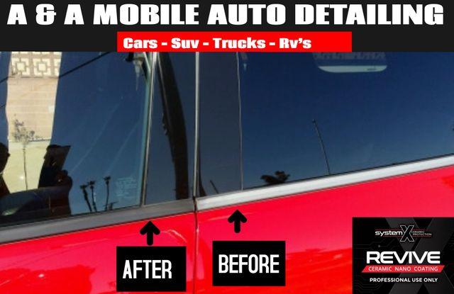 Mobile Auto Detailing | Mobile Detailing Services | San