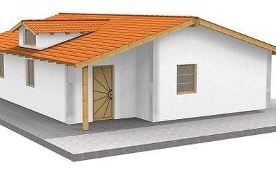 casa in legno Rella