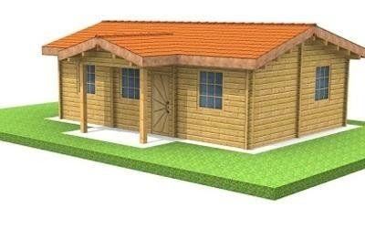 casa in legno INNA