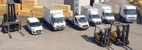 camion trasporto ecolife
