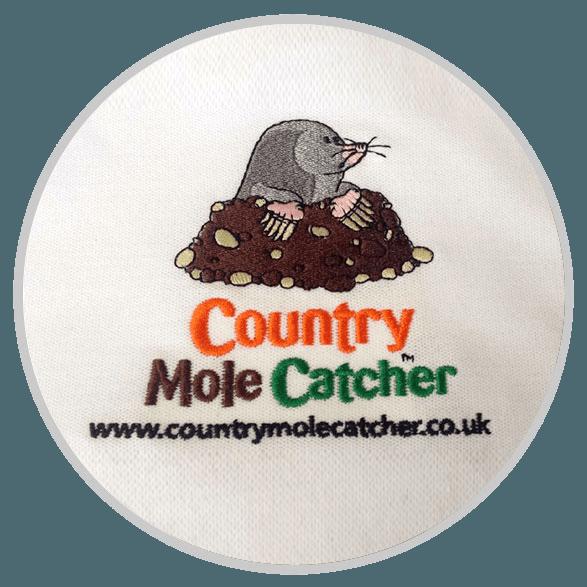 Logo stitching