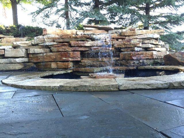 Landscape design algonquin il landscaping services for Residential drainage design