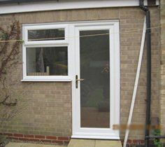 PVC doors for homes