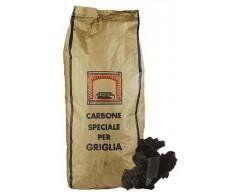Carbone e carbonella per griglie