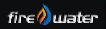 Fire water logo