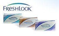 FreshLook contacts