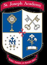 Saint Joseph Academy footer logo
