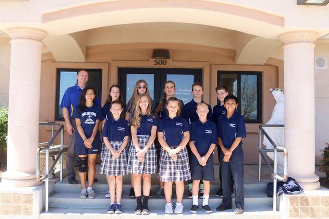 Saint Joseph Academy   Student Clubs