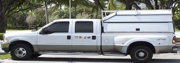 Camper Shells Near Me >> San Diego Camper Shells And Truck Toppers Leer