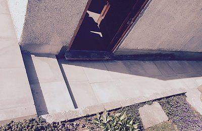 staircase patios