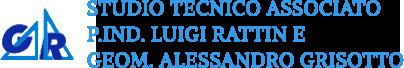 STUDIO TECNICO ASSOCIATO  P.IND. LUIGI RATTIN E GEOM. ALESSANDRO GRISOTTO - LOGO