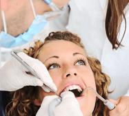 Paziente dal dentista