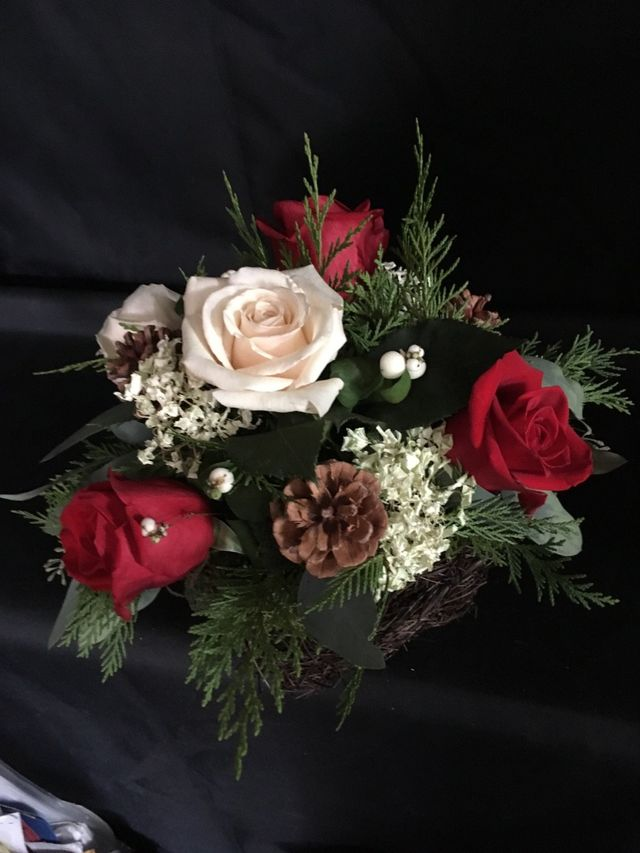 Bouquet with daises