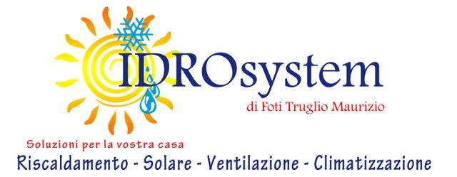 Logo di Idrosystem Di Foti Truglio Maurizio - impianti di condizionamento - Giarre