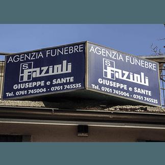 agenzia funebre Fazioli Sante, esumazioni, tumulazioni