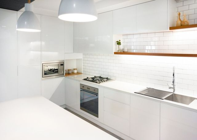 Polyurethane Vs Melamine Kitchen