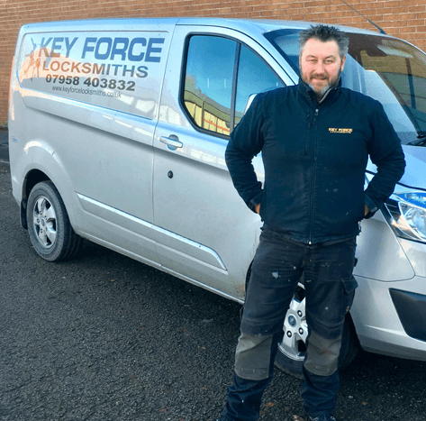 key force van