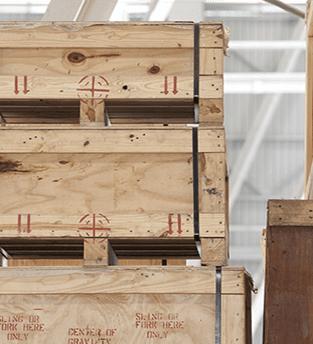 vendita gabbie legno